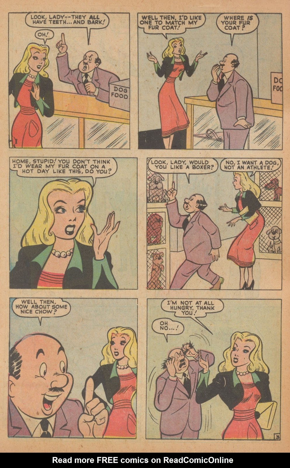 Read online Nellie The Nurse (1945) comic -  Issue #22 - 38