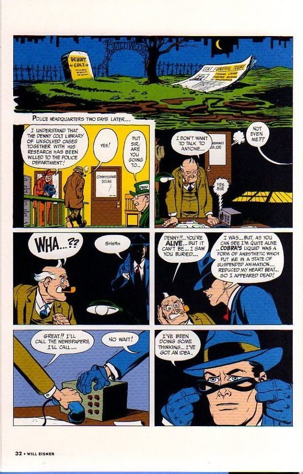Read online Will Eisner's The Spirit Archives comic -  Issue # TPB 26 (Part 1) - 39