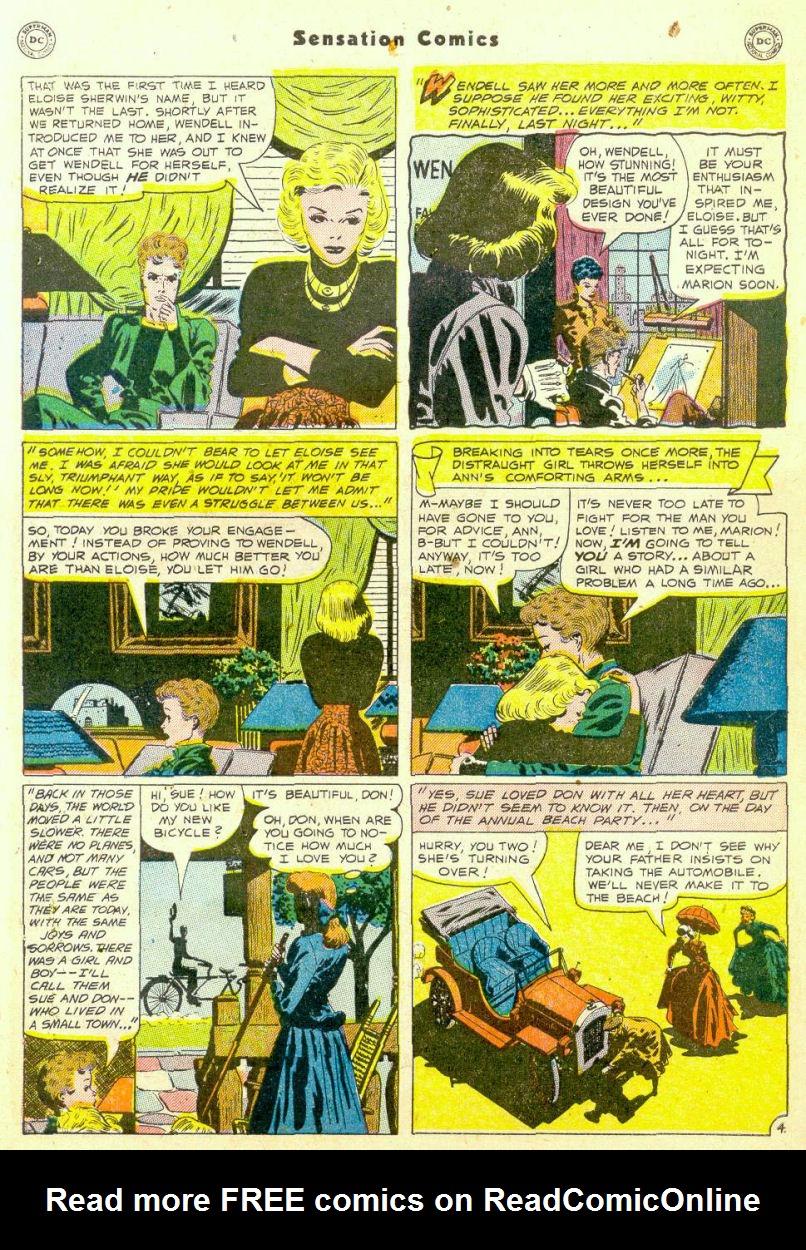 Read online Sensation (Mystery) Comics comic -  Issue #98 - 42