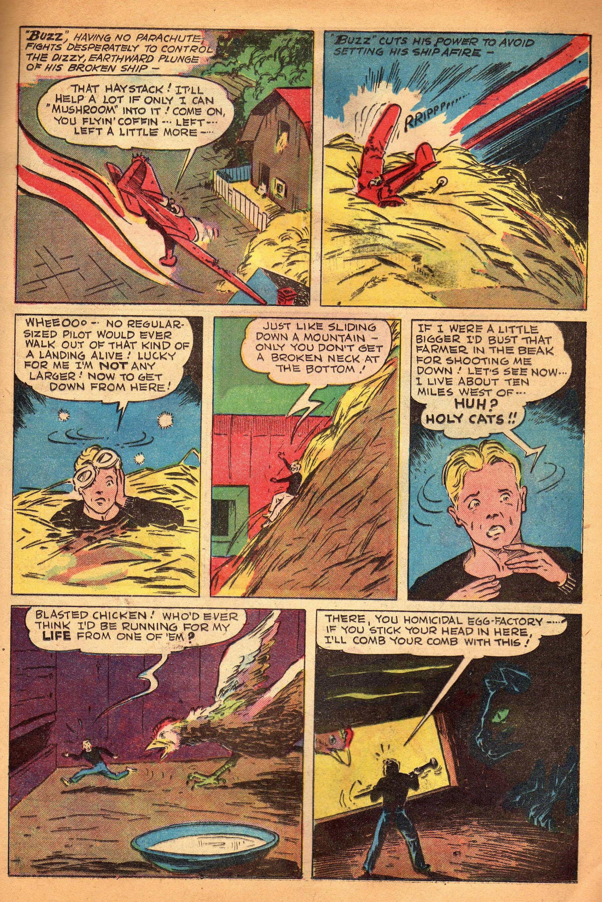 Bang-Up Comics issue 1 - Page 32