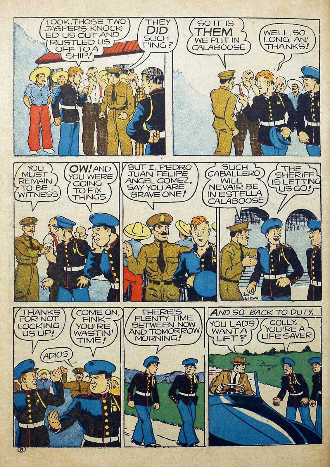 Reglar Fellers Heroic Comics issue 13 - Page 64