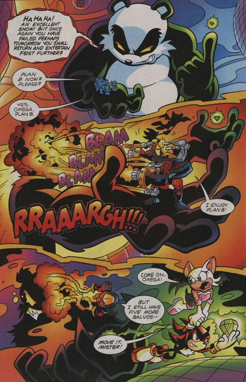 Read online Sonic Universe comic -  Issue #4 - 20