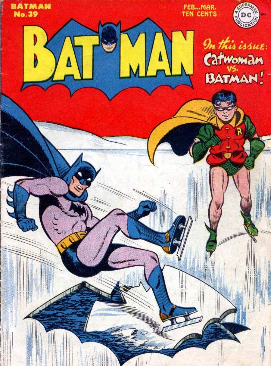 Batman (1940) 39 Page 1