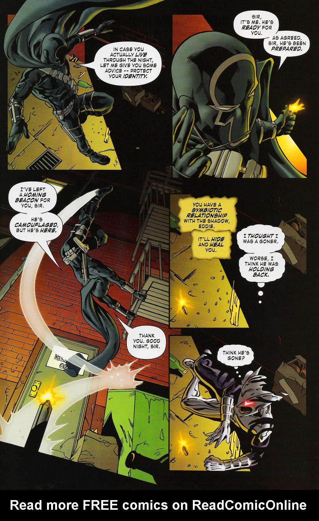Read online ShadowHawk (2005) comic -  Issue #3 - 23