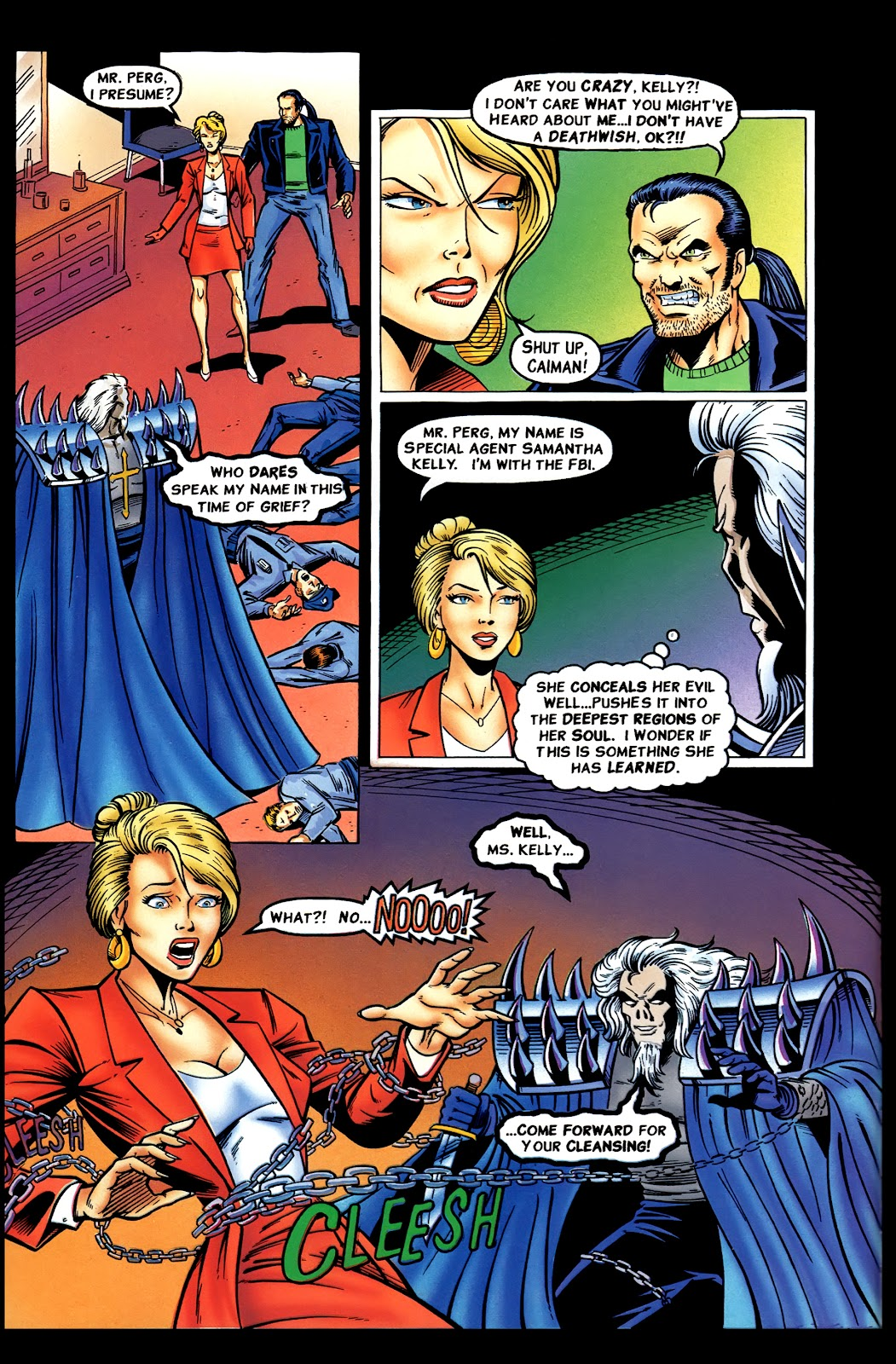 Read online Perg comic -  Issue #8 - 10
