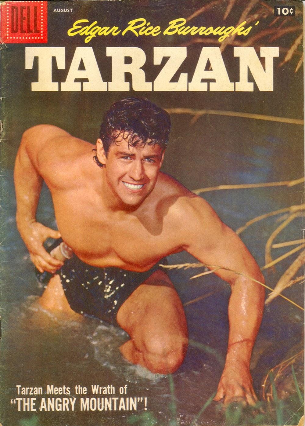 Tarzan (1948) issue 95 - Page 1