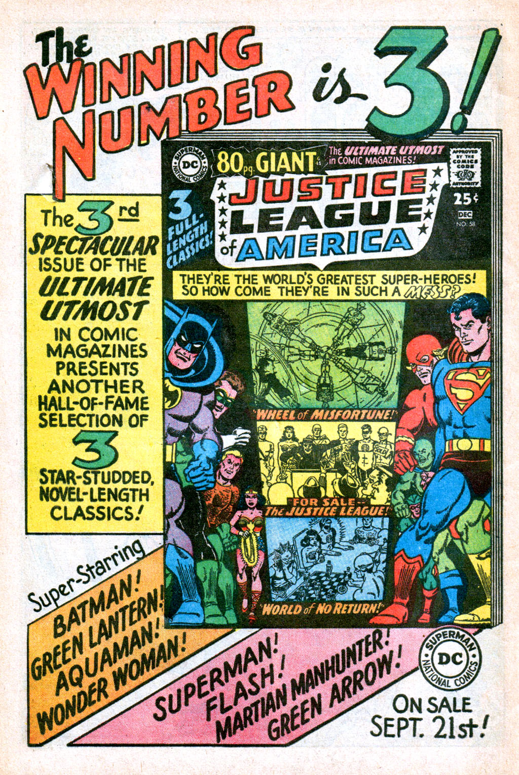 Read online Wonder Woman (1942) comic -  Issue #173 - 28