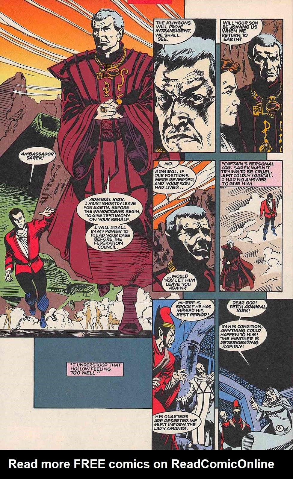 Read online Star Trek (1989) comic -  Issue # _Special 1 - 52