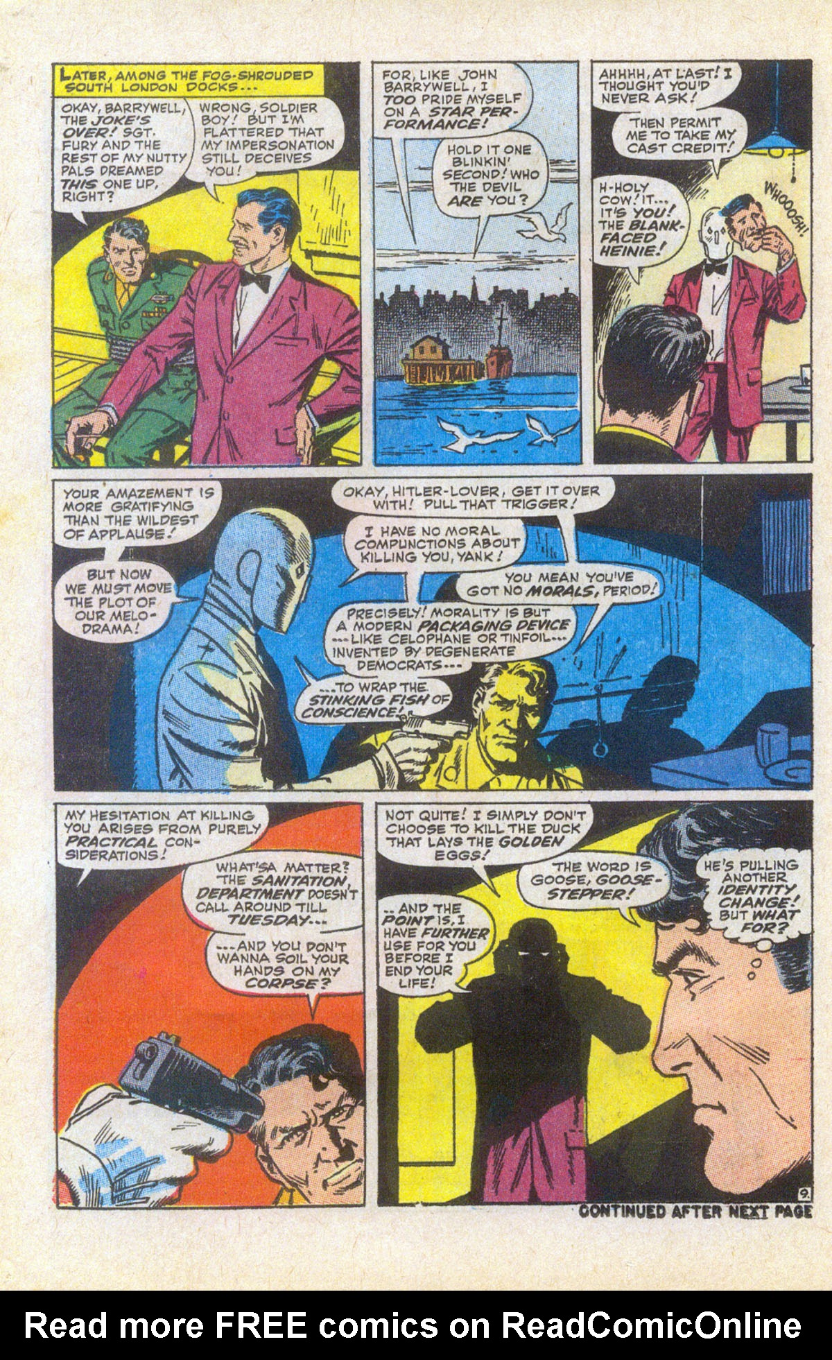 Read online Sgt. Fury comic -  Issue #58 - 14