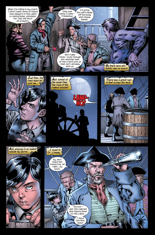 Read online Treasure Island comic -  Issue #2 - 22