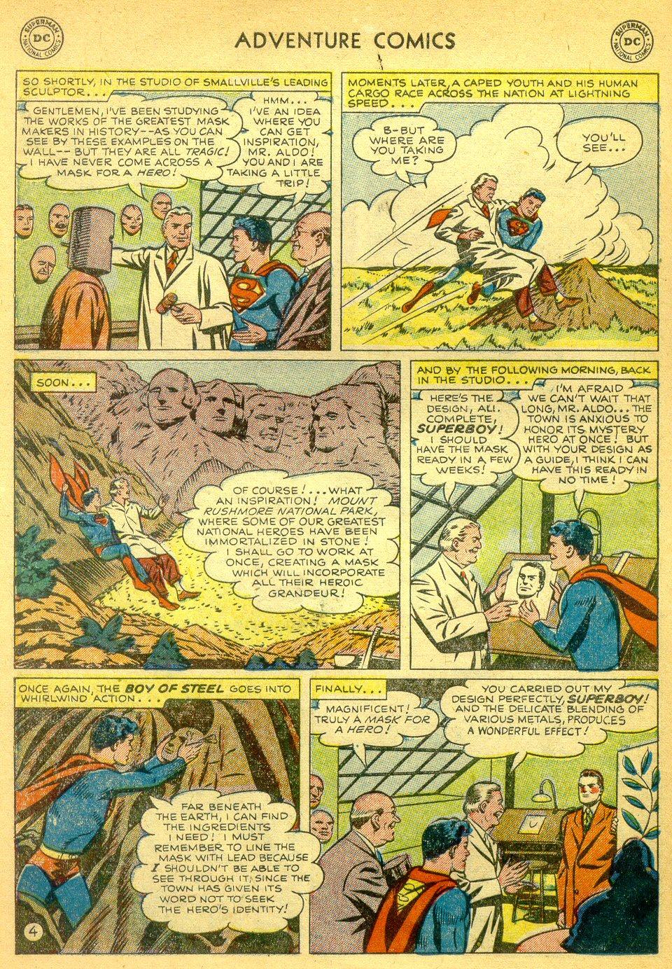 Read online Adventure Comics (1938) comic -  Issue #181 - 5