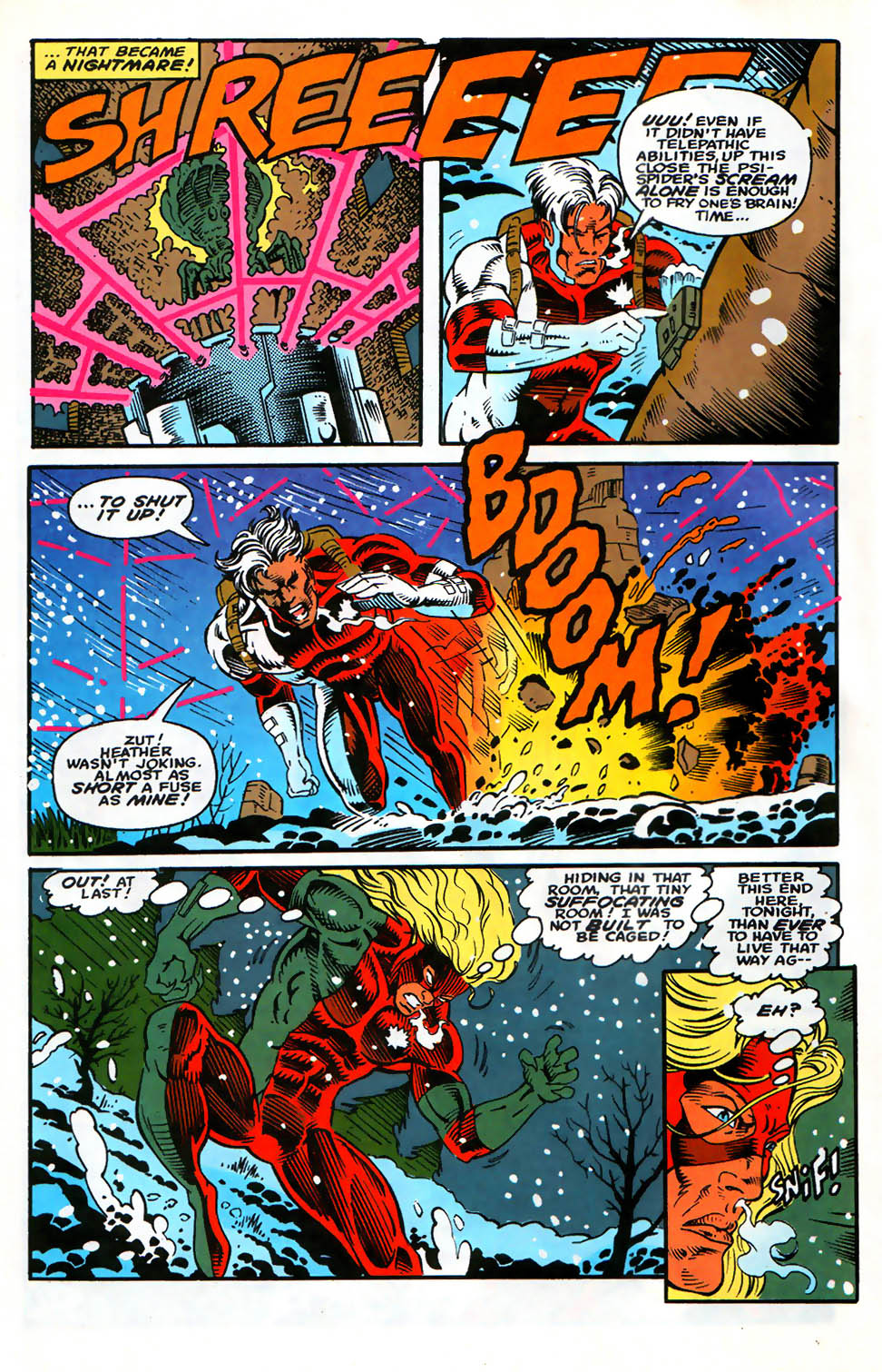 Alpha Flight (1983) issue 128 - Page 14