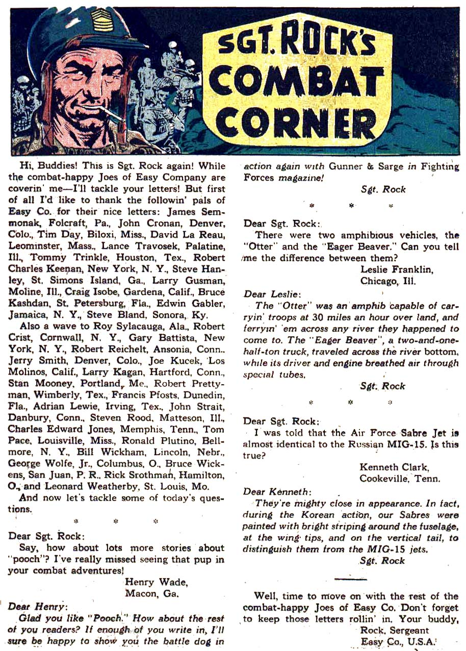 Our Army at War (1952) issue 98 - Page 19