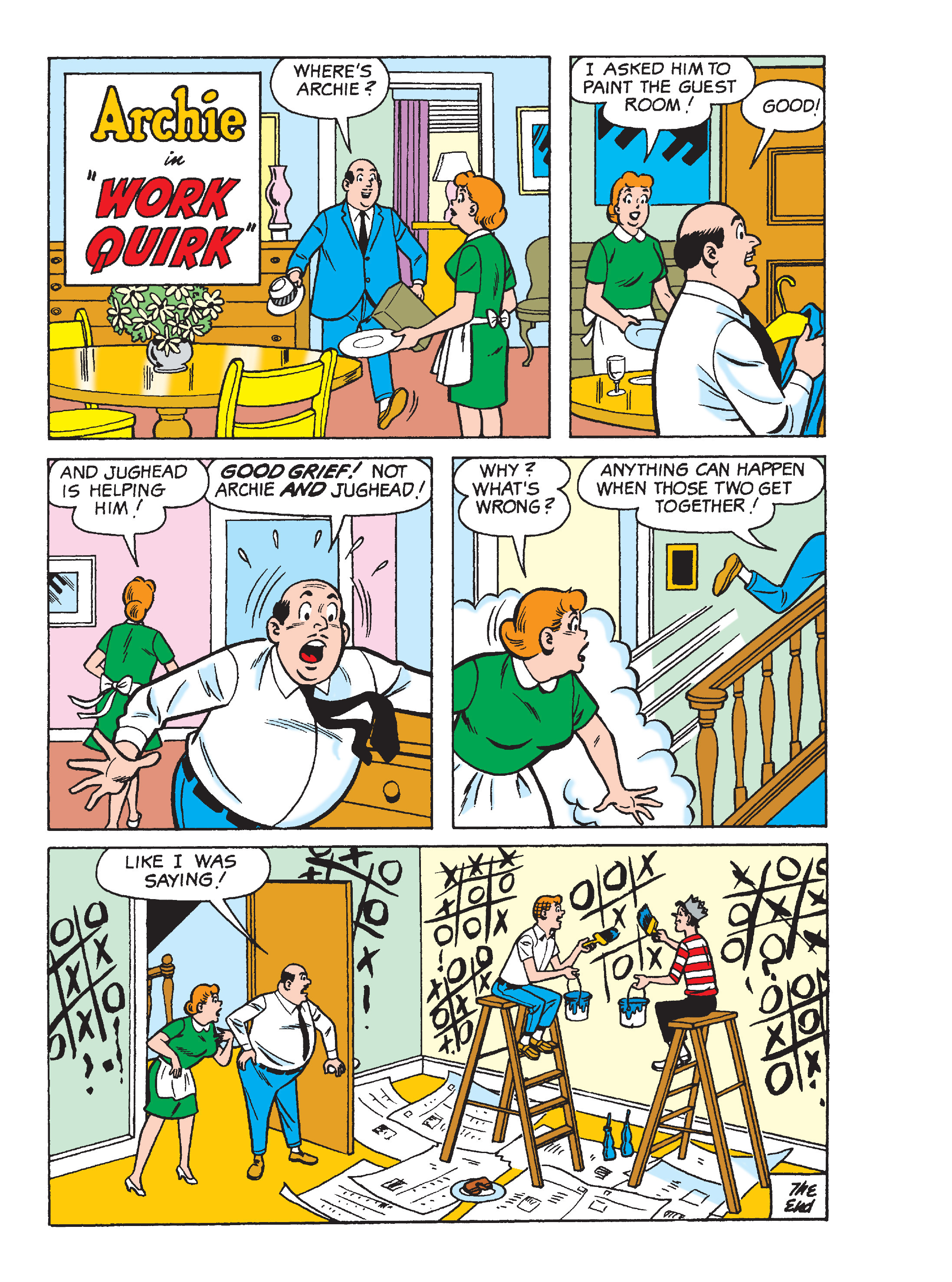 Read online World of Archie Double Digest comic -  Issue #64 - 57