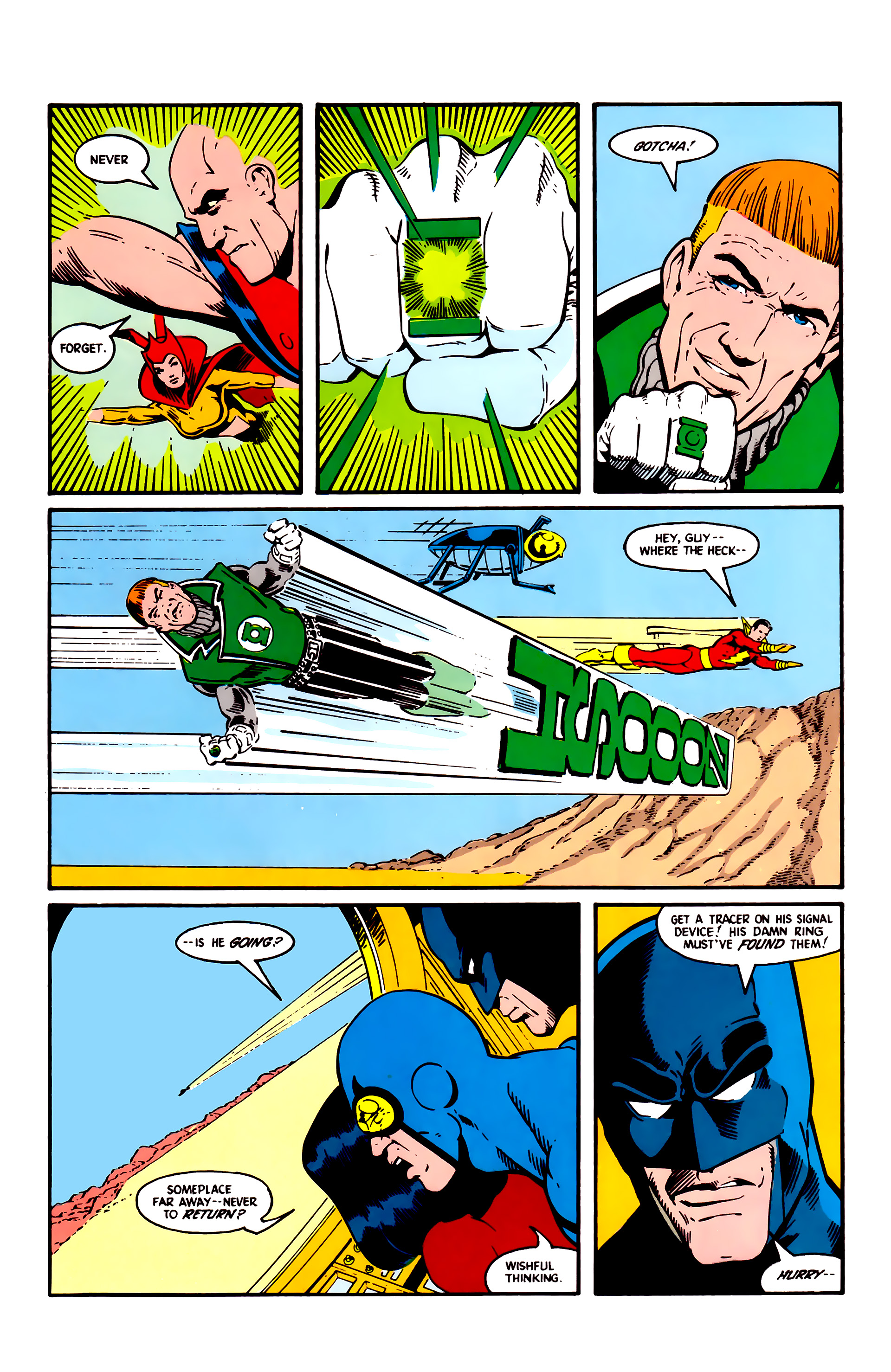 Read online Justice League (1987) comic -  Issue #2 - 19