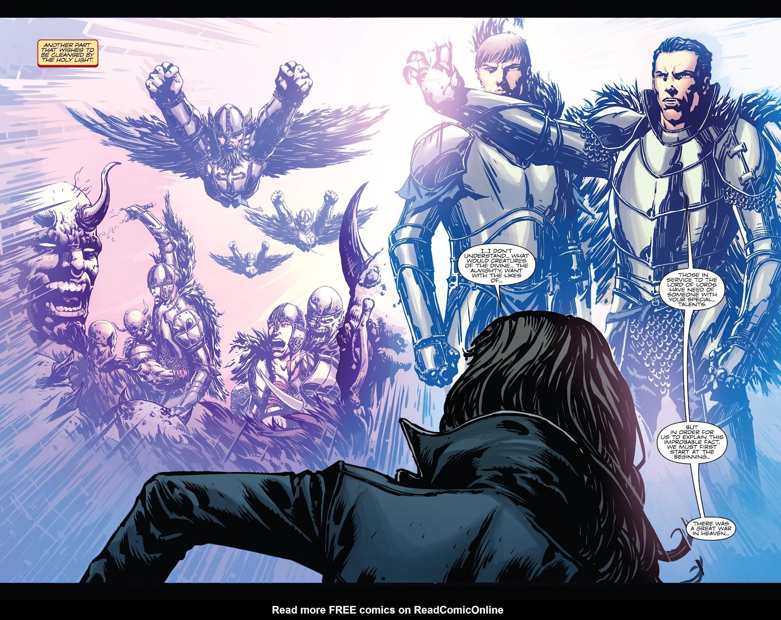 Read online Vampirella Strikes comic -  Issue #2 - 5