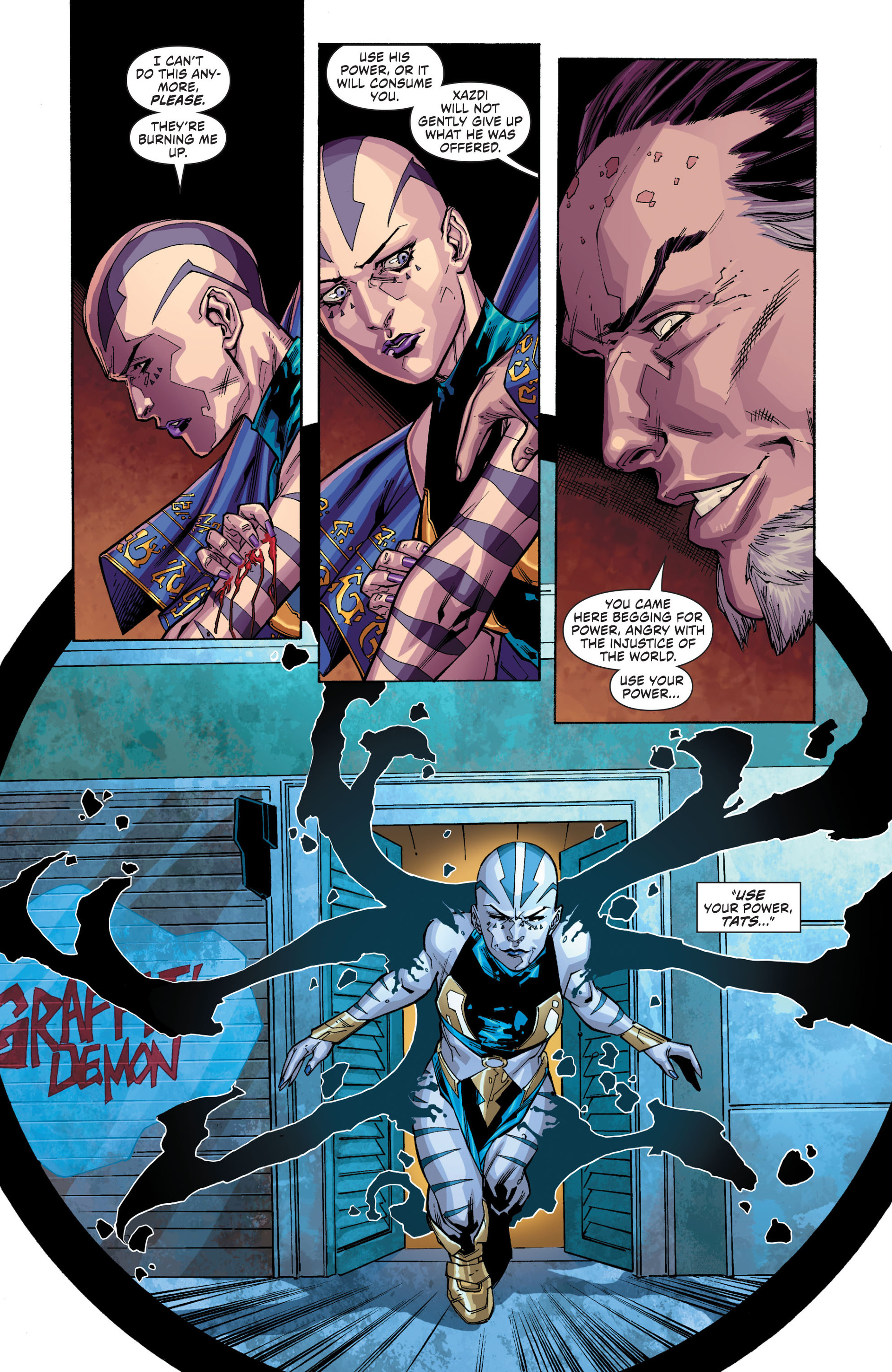 Read online Worlds' Finest comic -  Issue #18 - 8