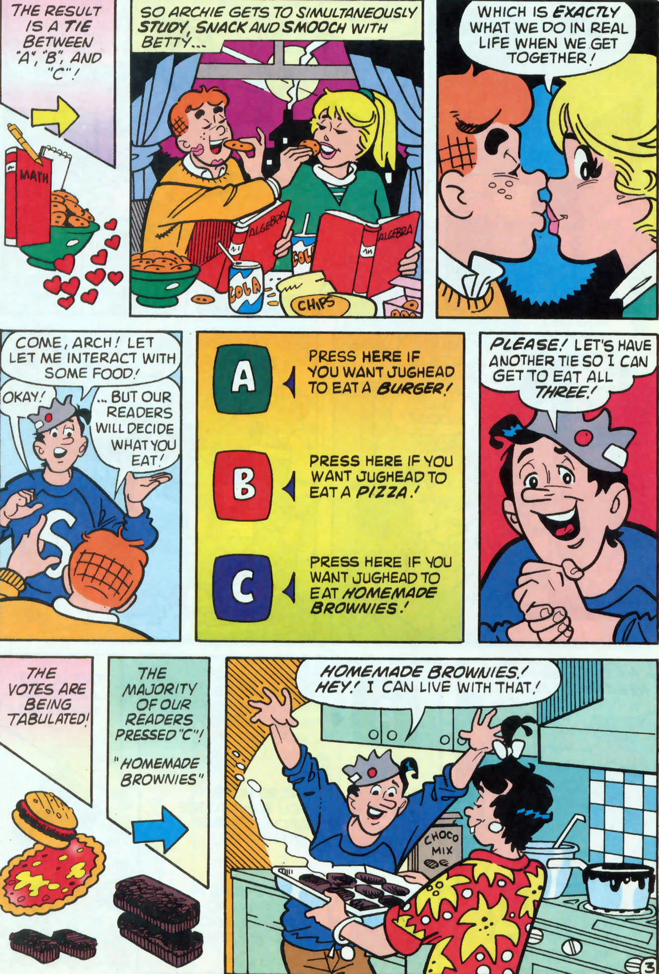 Read online Archie (1960) comic -  Issue #457 - 21
