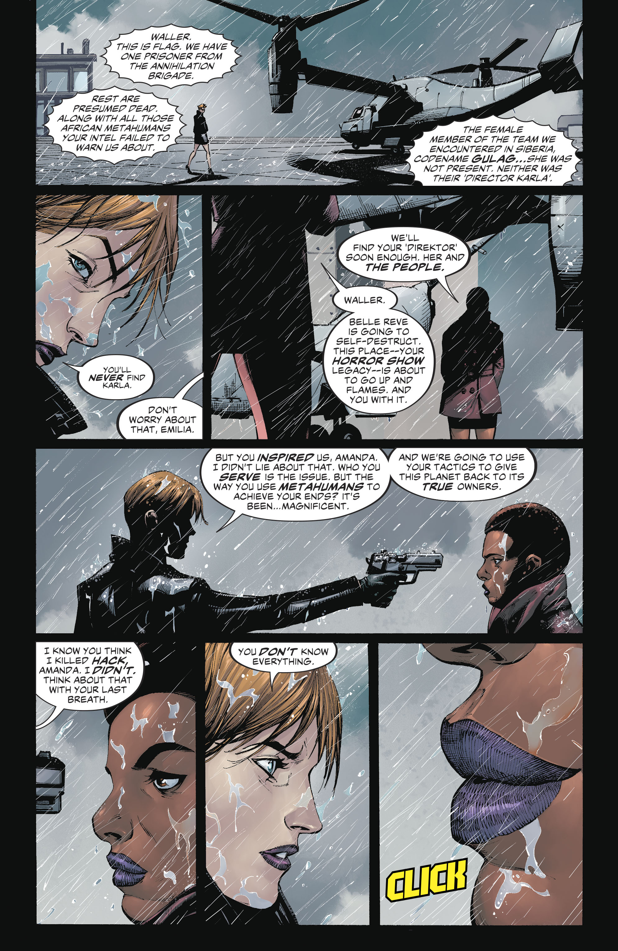 Read online Suicide Squad (2016) comic -  Issue #17 - 17