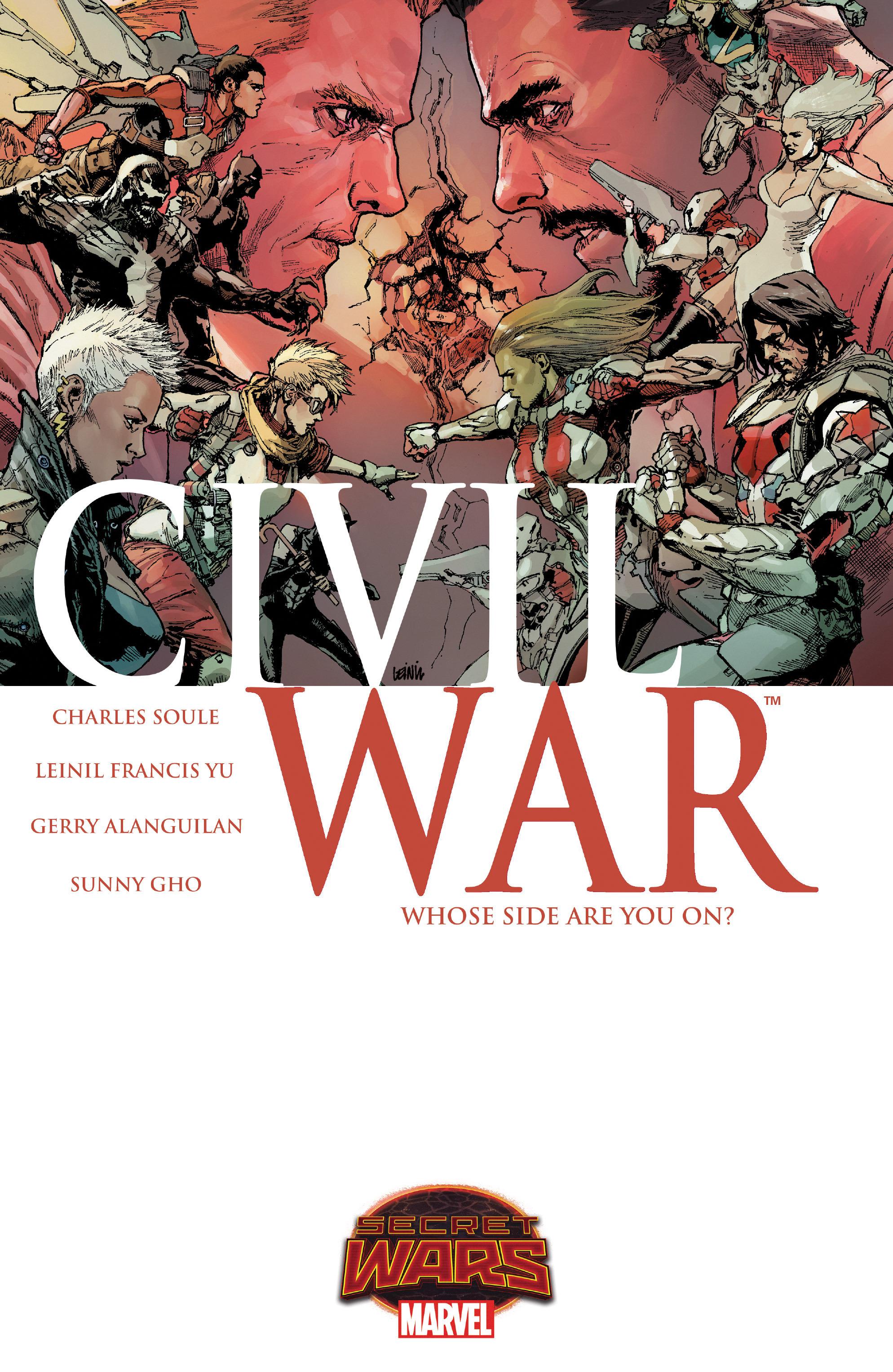 Civil War (2015) 2 Page 1