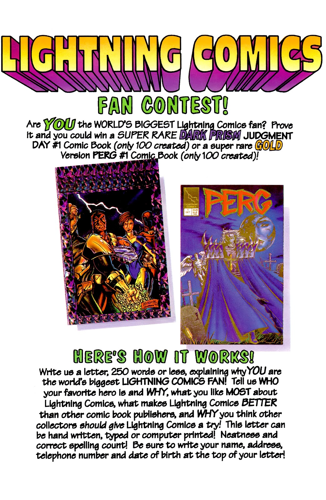 Read online Perg comic -  Issue #7 - 31