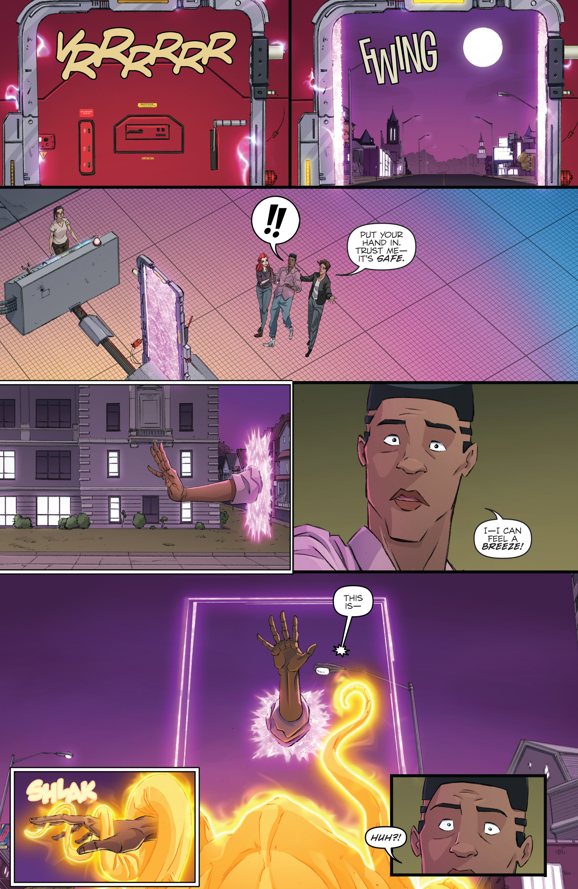 Read online Ghostbusters 101 comic -  Issue #2 - 20