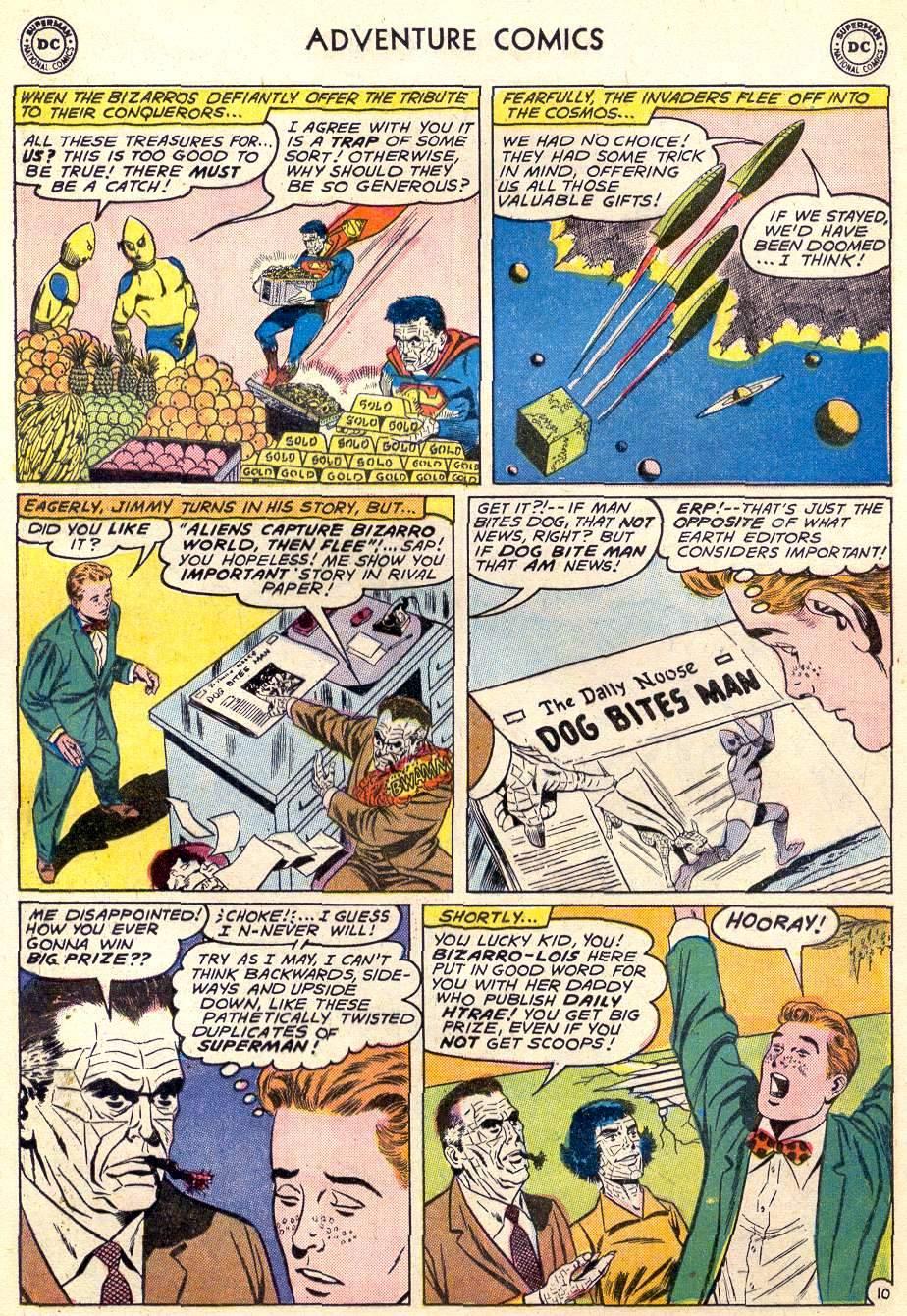 Read online Adventure Comics (1938) comic -  Issue #287 - 29