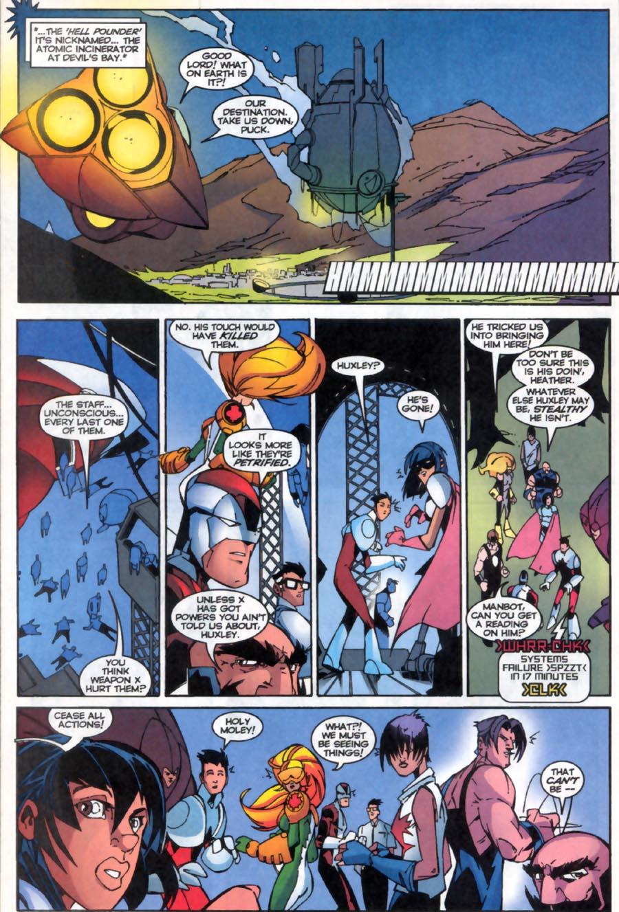 Read online Alpha Flight (1997) comic -  Issue #19 - 22