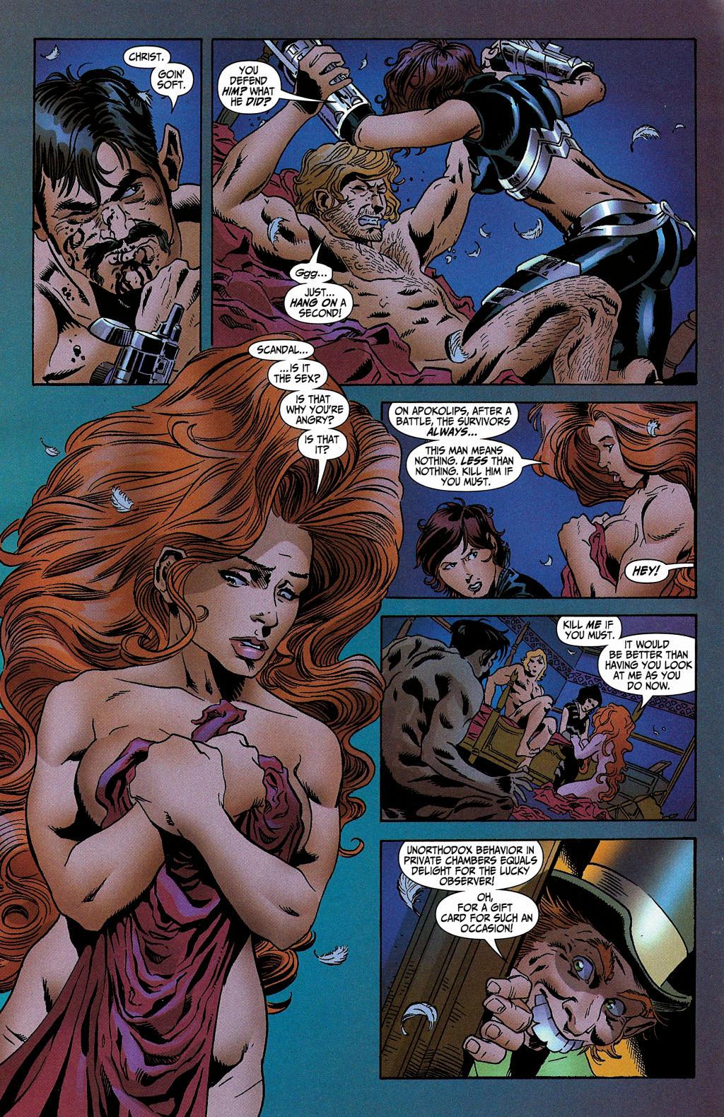 Read online Secret Six (2006) comic -  Issue #5 - 10