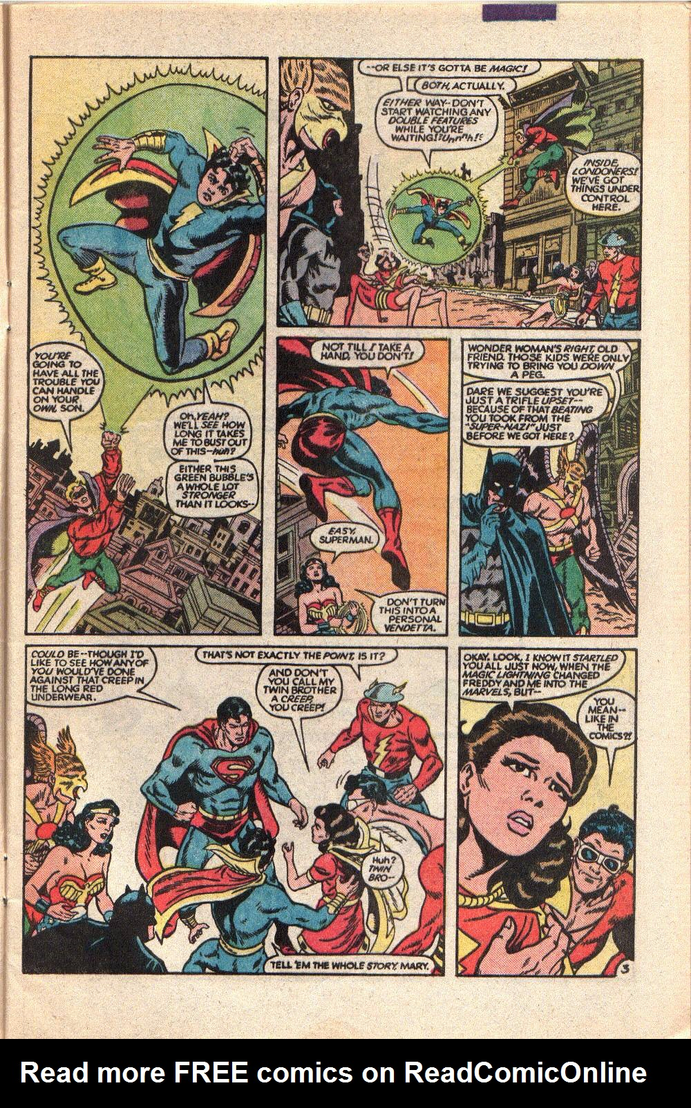 Read online All-Star Squadron comic -  Issue #37 - 5
