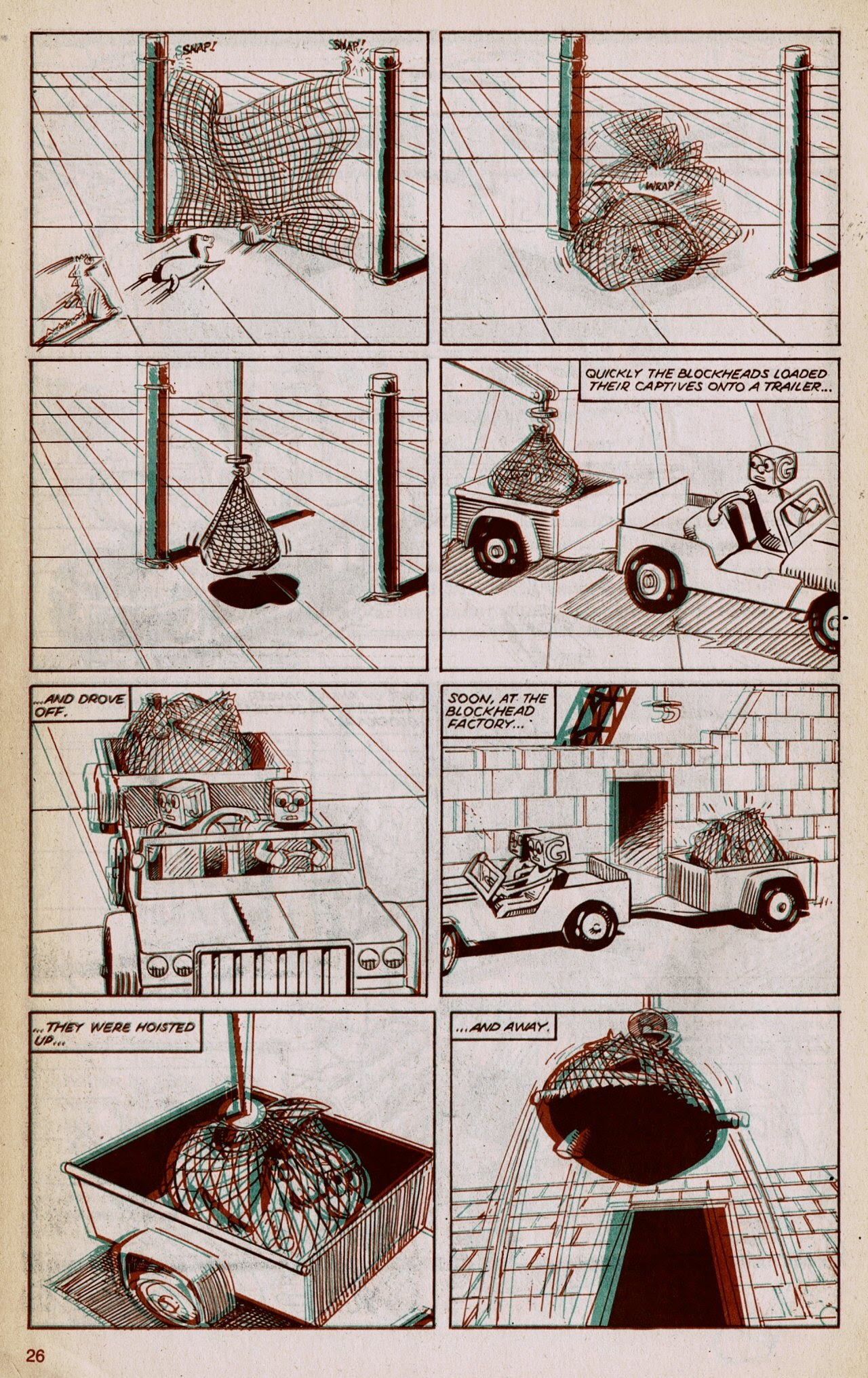 Gumby 3-D issue 1 - Page 28