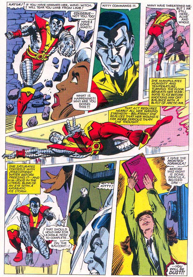 Read online Uncanny X-Men (1963) comic -  Issue # _Annual 6 - 21