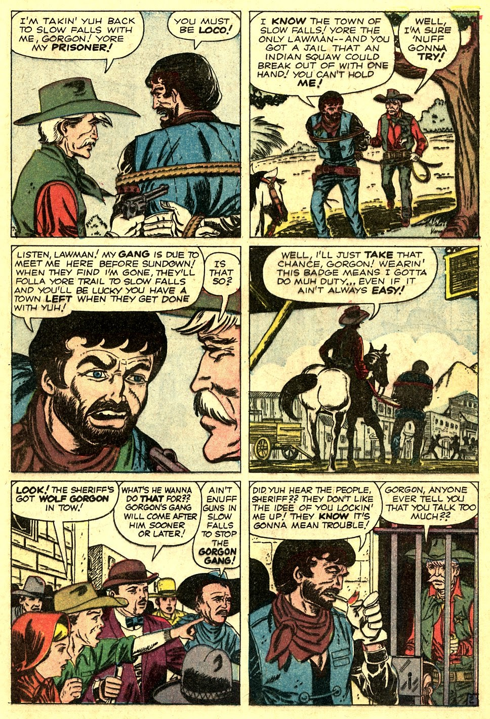 Kid Colt Outlaw issue 108 - Page 21