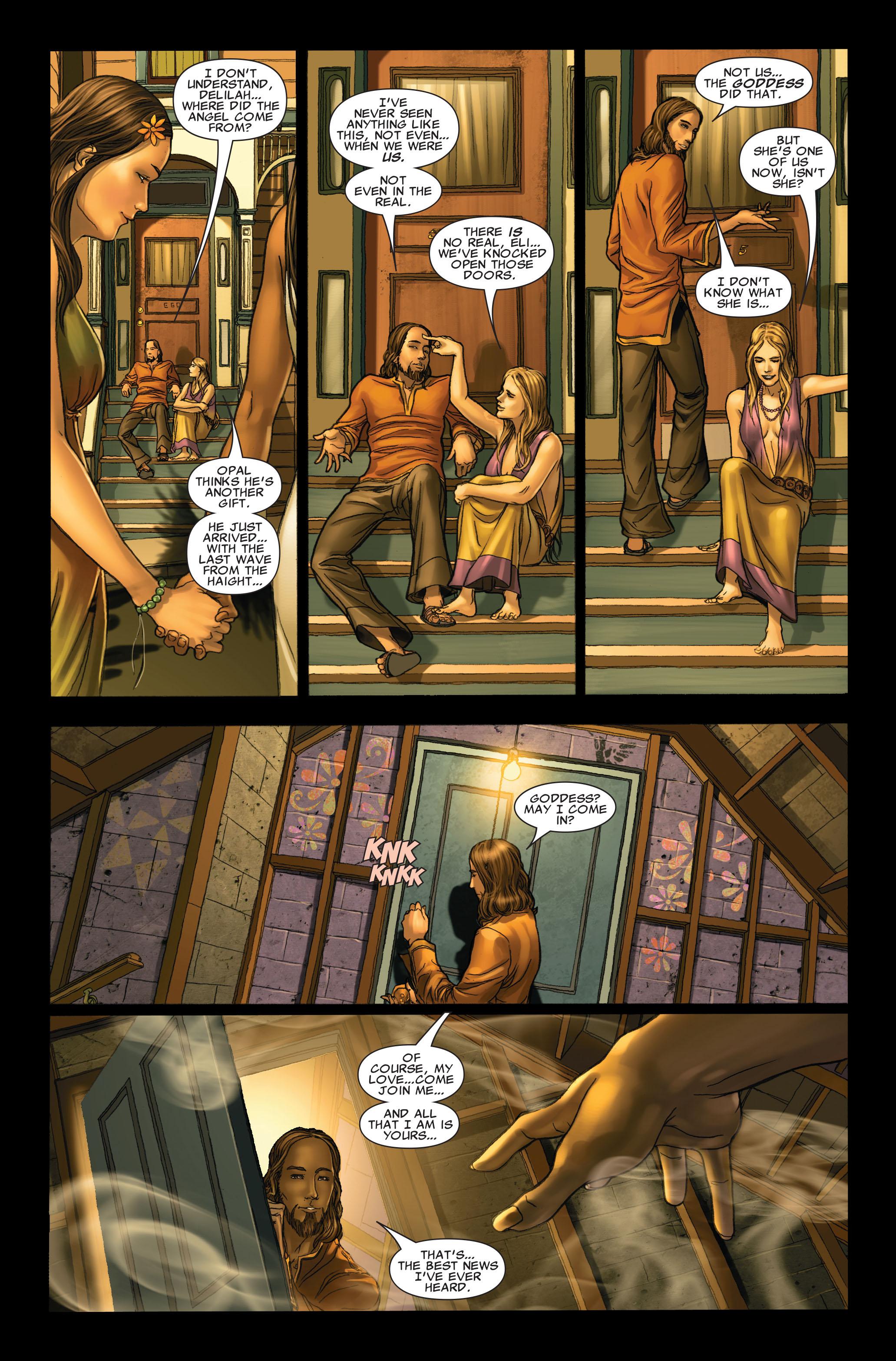 Read online Uncanny X-Men (1963) comic -  Issue #496 - 5