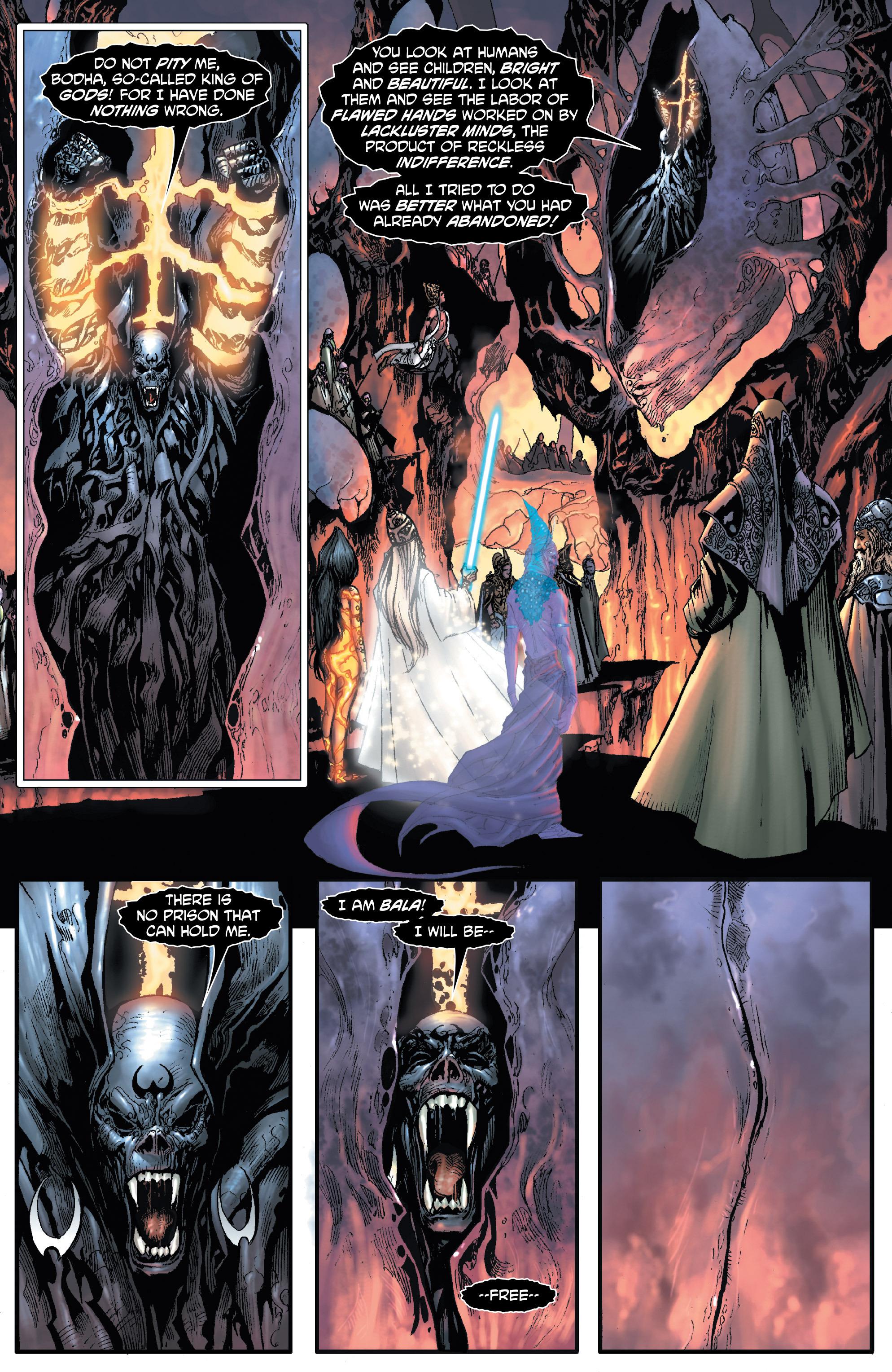 Read online Shekhar Kapur's Devi: Rebirth comic -  Issue #1 - 18