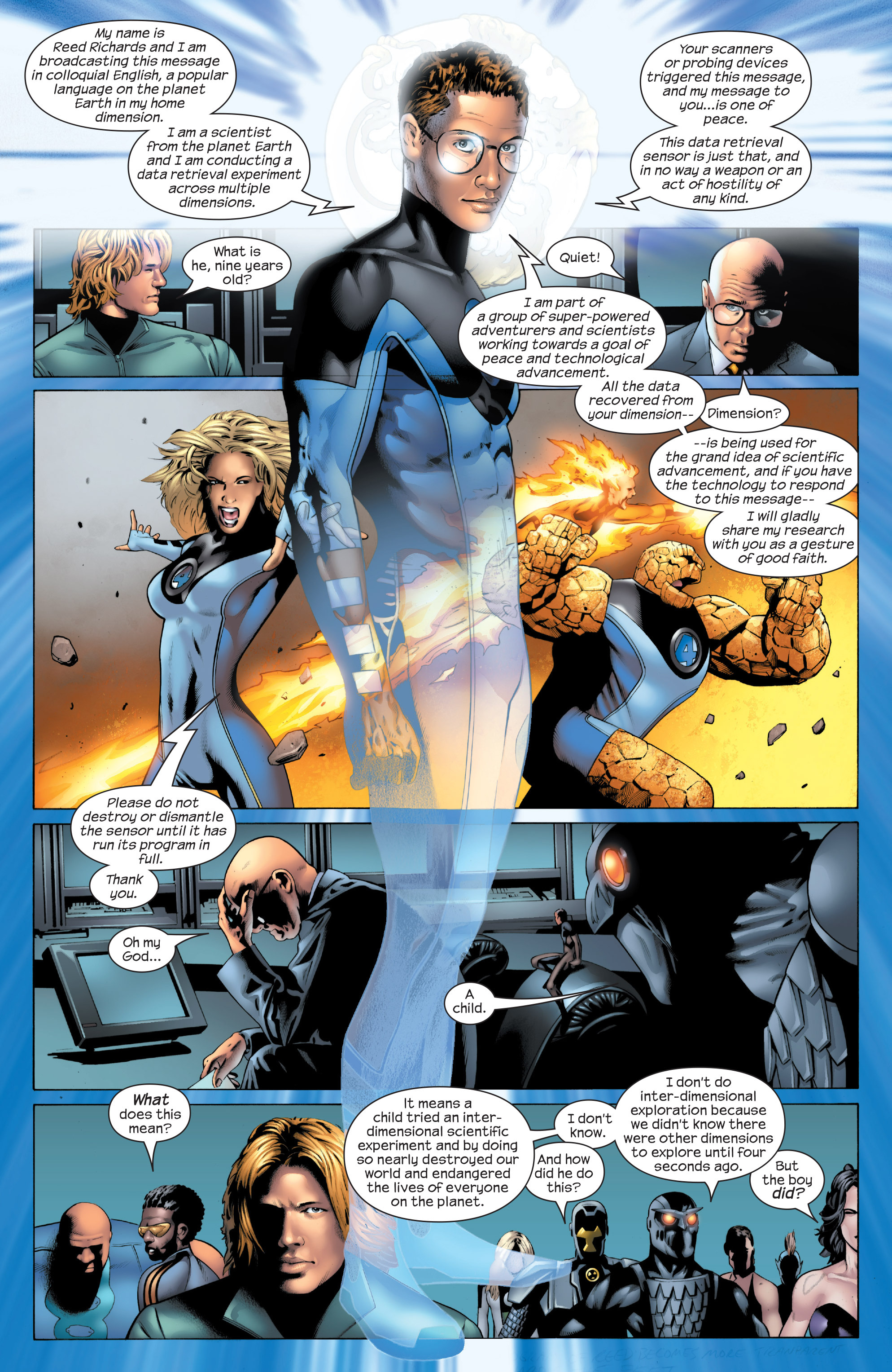 Read online Ultimate Power comic -  Issue #3 - 13