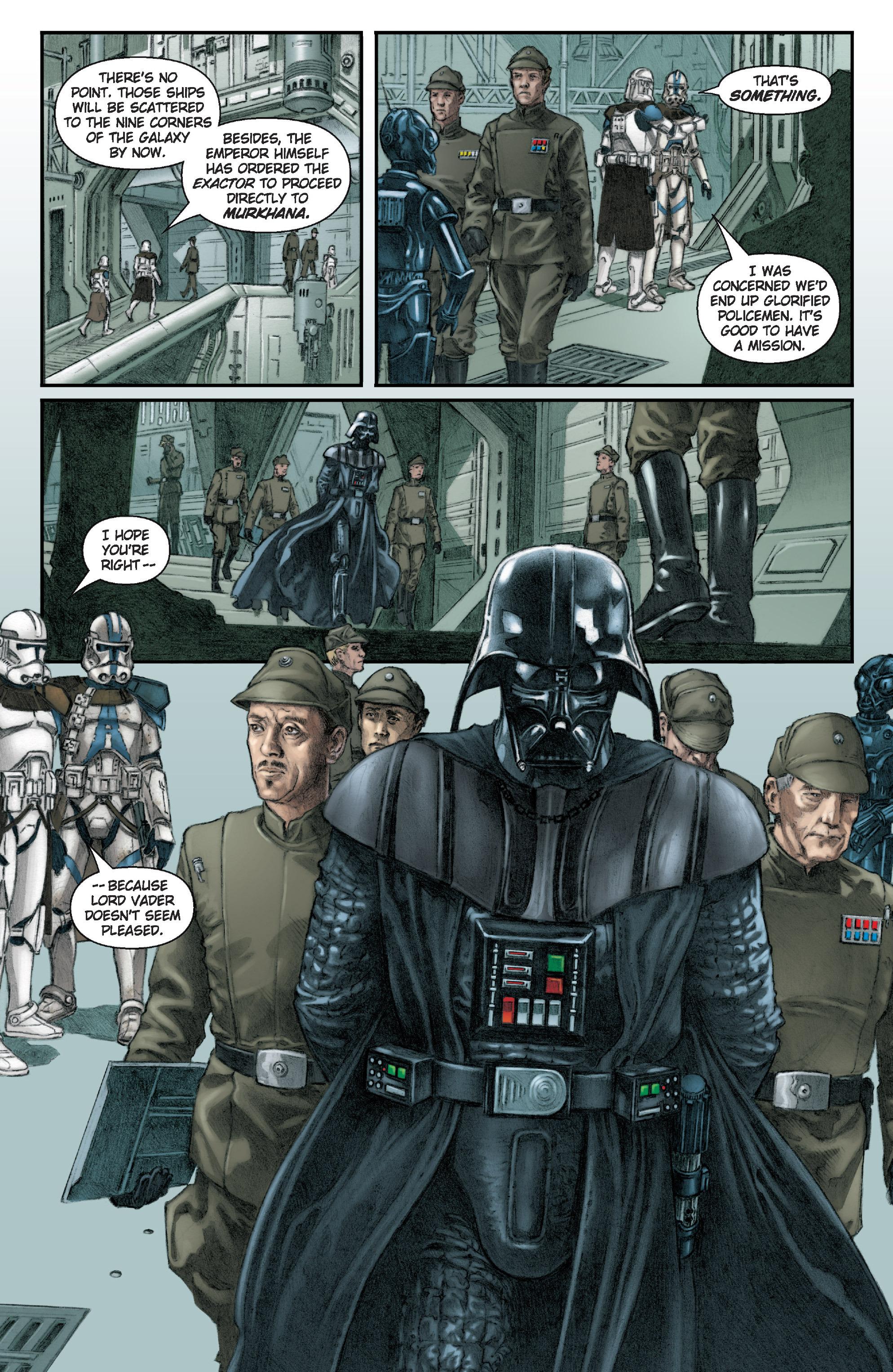 Read online Star Wars Omnibus comic -  Issue # Vol. 31 - 127