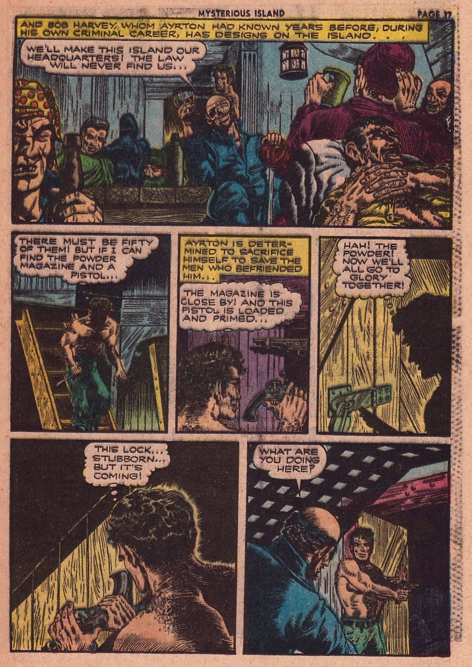 Classics Illustrated issue 34 - Page 35
