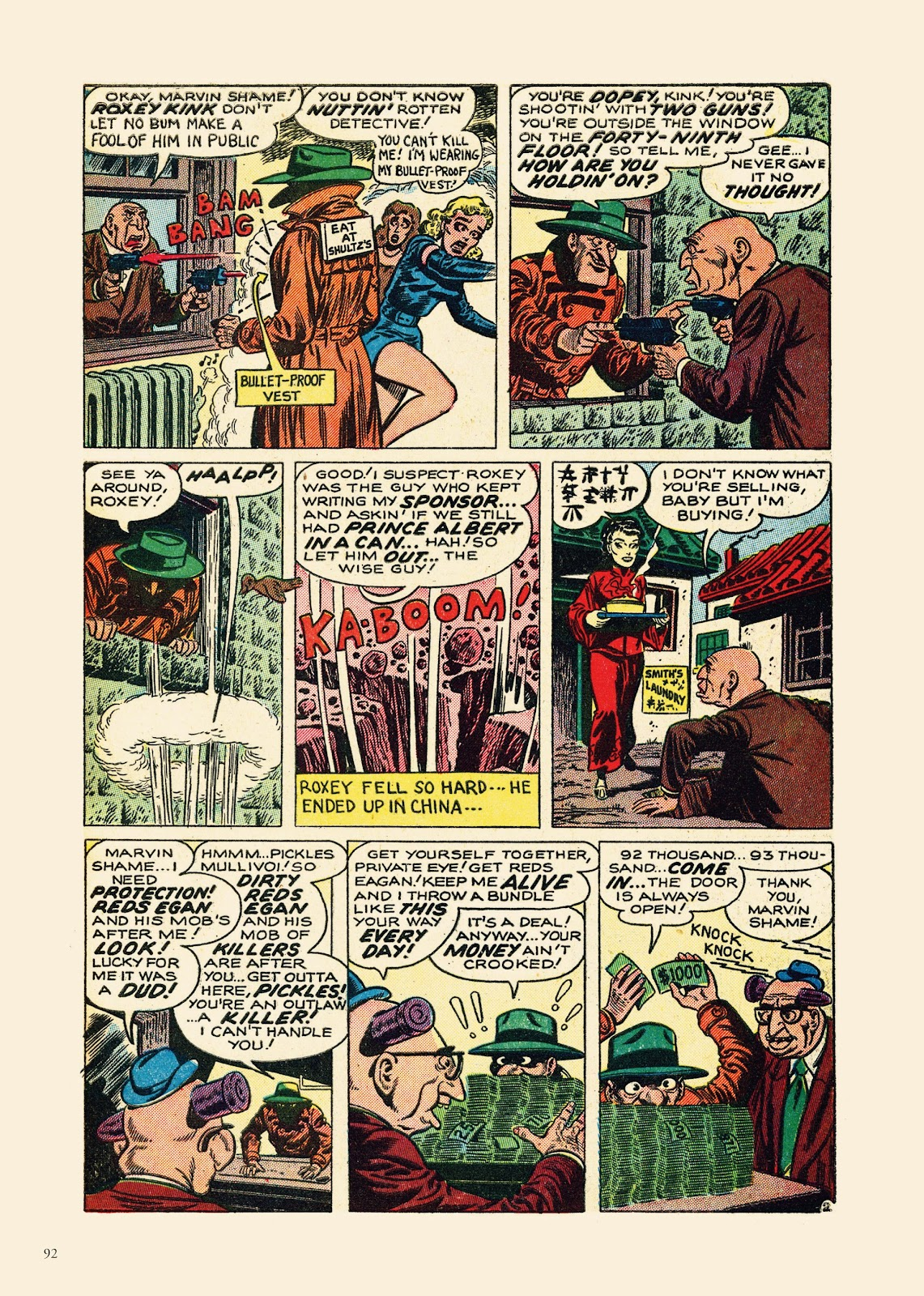 Read online Sincerest Form of Parody: The Best 1950s MAD-Inspired Satirical Comics comic -  Issue # TPB (Part 1) - 93