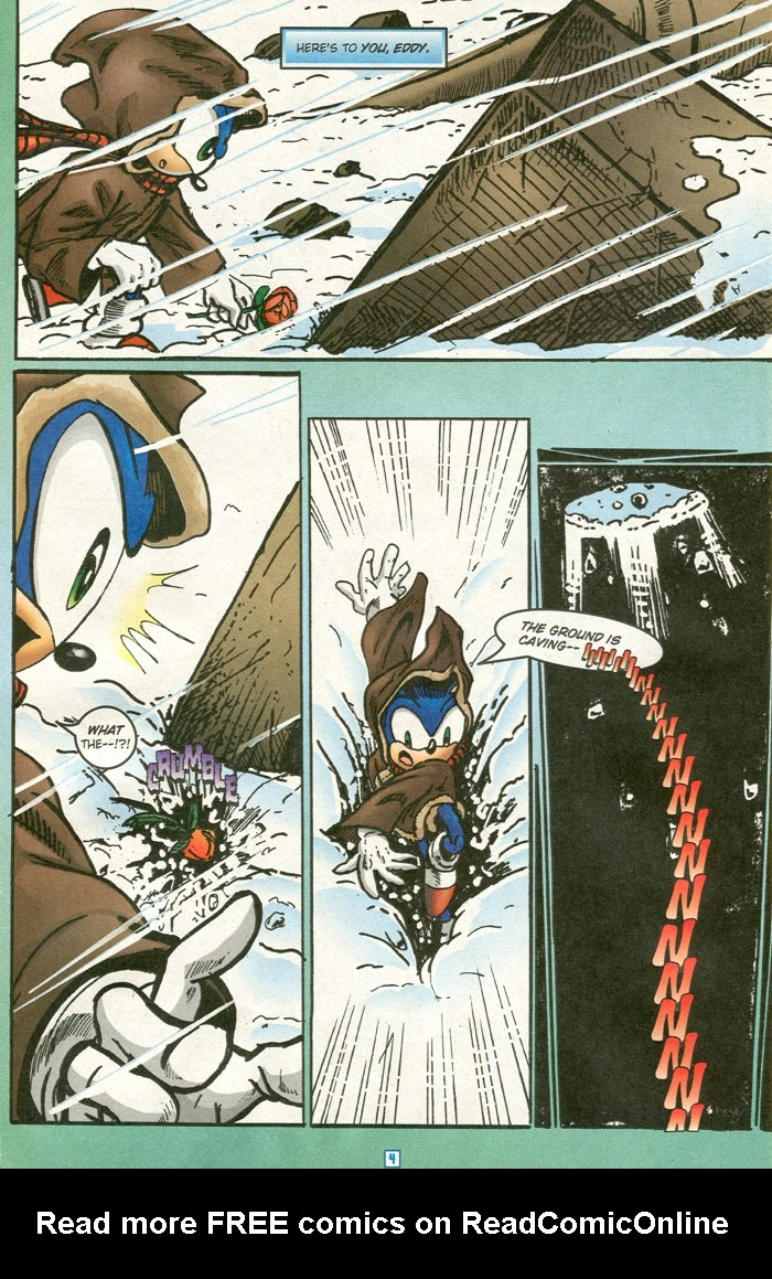 Read online Sonic Super Special comic -  Issue #15 - Naugus games - 7