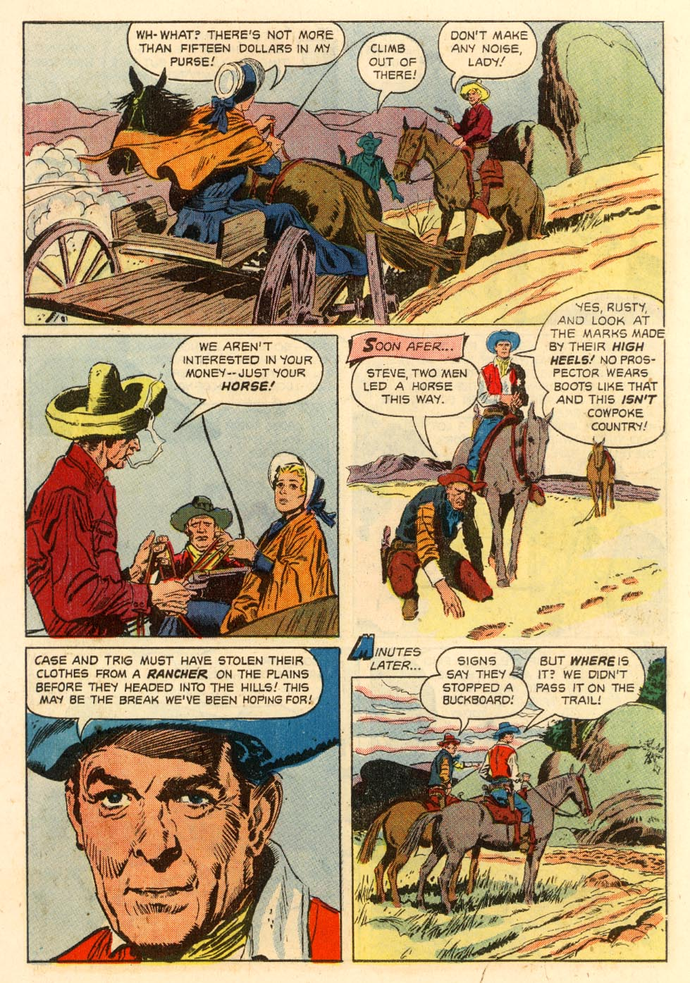 Four Color Comics issue 768 - Page 22