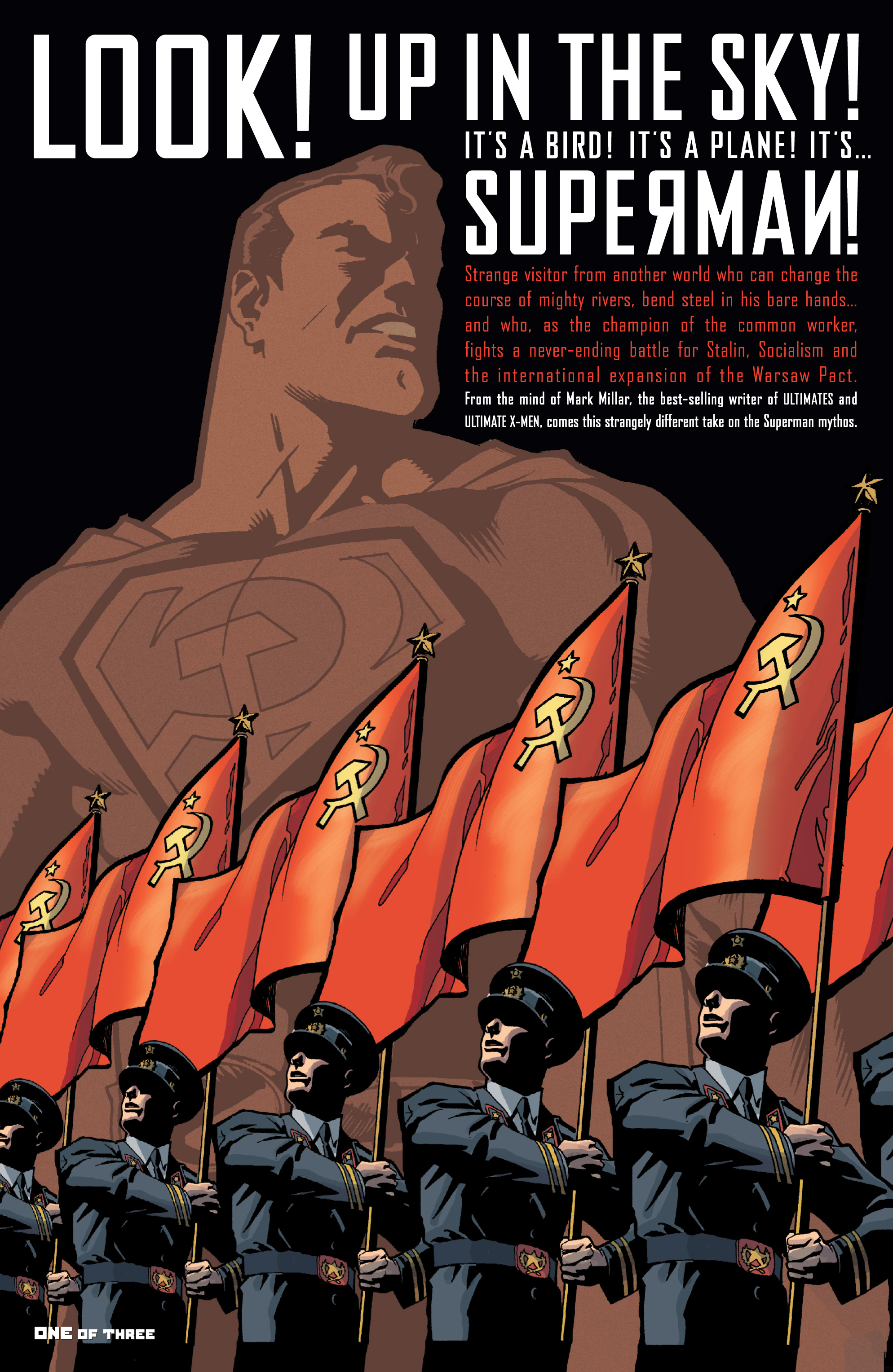Superman Red Son 1 Read Superman Red Son Issue 1 Page 51
