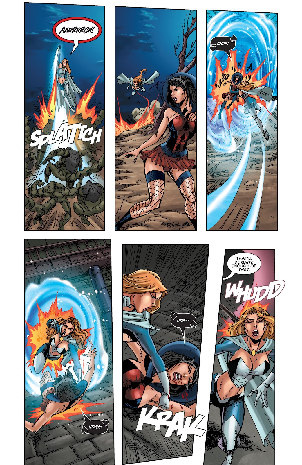 Grimm Fairy Tales presents Bad Girls TPB Page 90