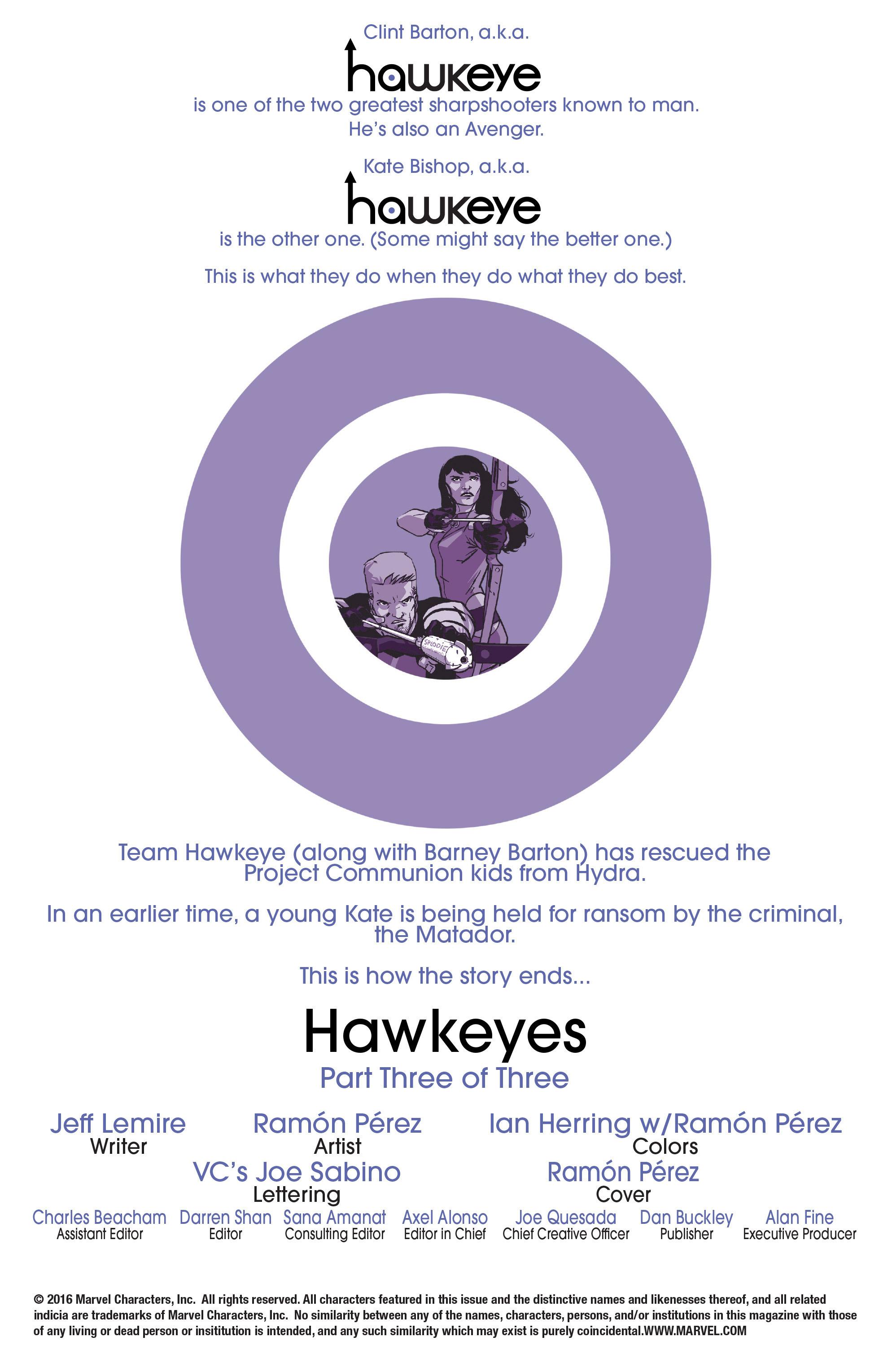 Read online All-New Hawkeye (2016) comic -  Issue #6 - 2