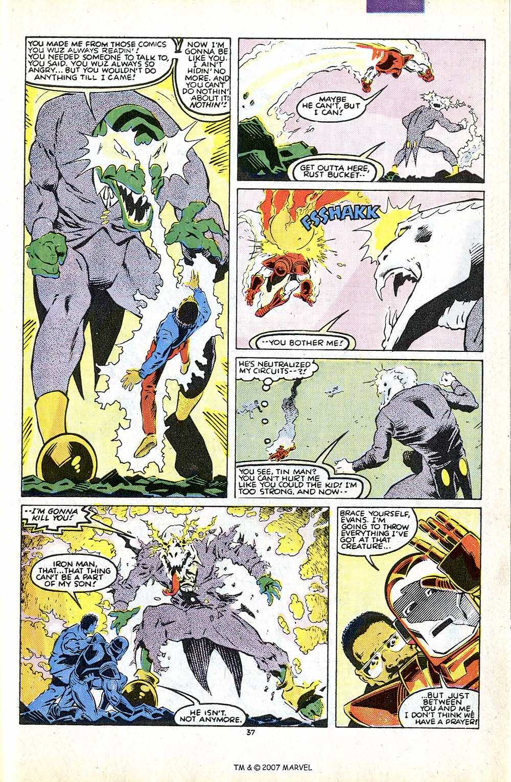 Iron Man Annual issue 8 - Page 47