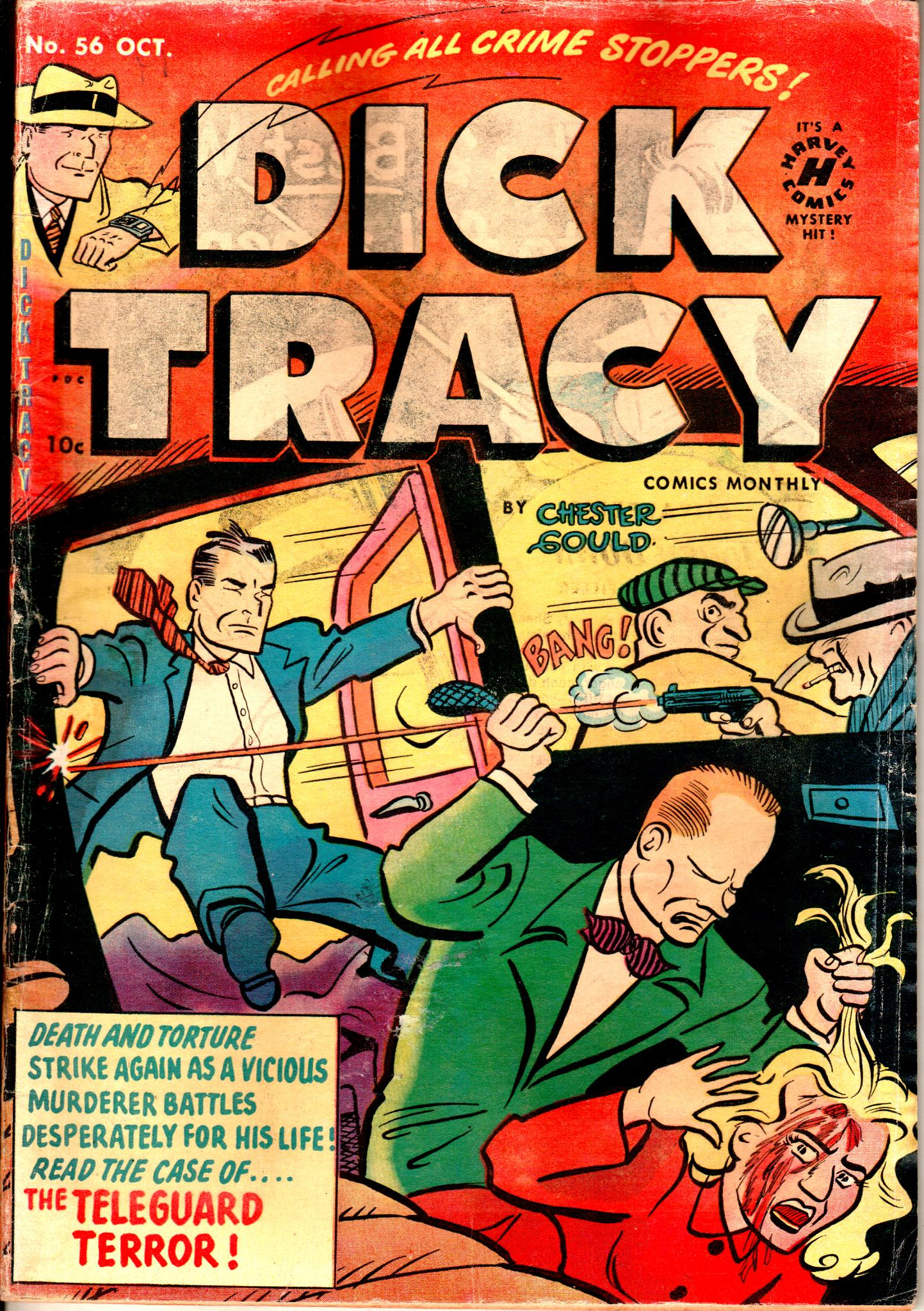 Dick Tracy (1950) 56 Page 1