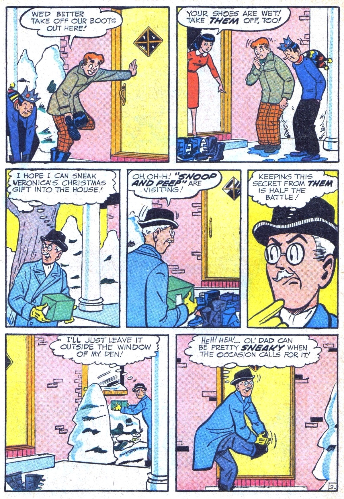 Read online Archie (1960) comic -  Issue #116 - 30