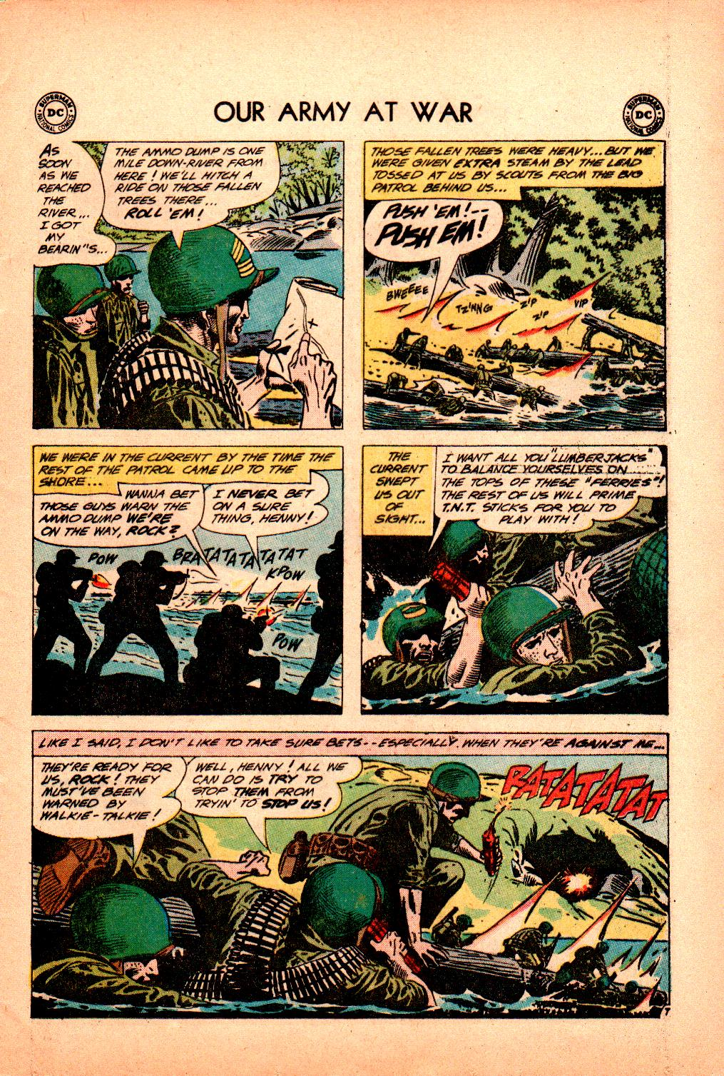 Our Army at War (1952) issue 101 - Page 9