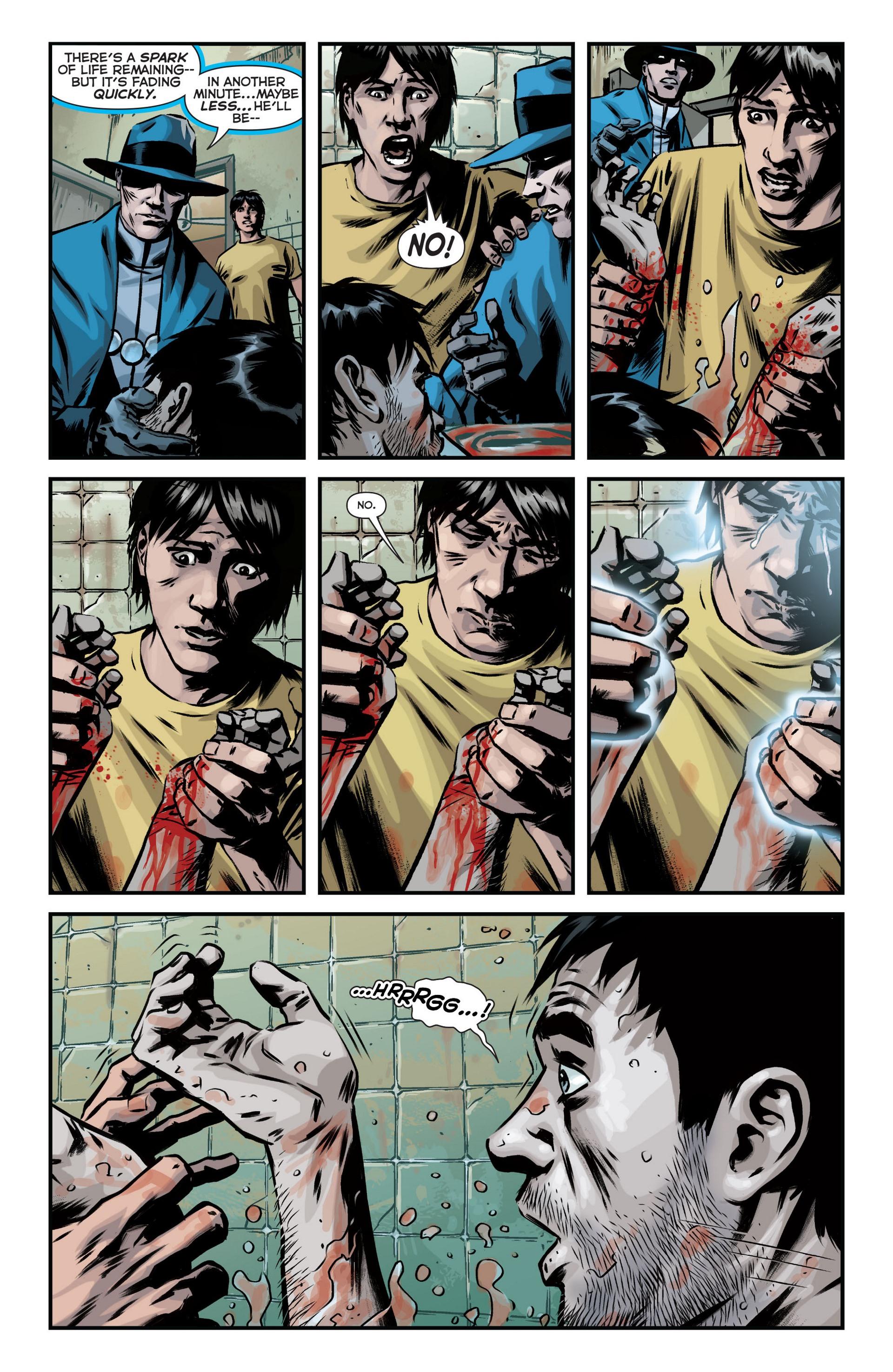 Read online Trinity of Sin: The Phantom Stranger comic -  Issue #12 - 15