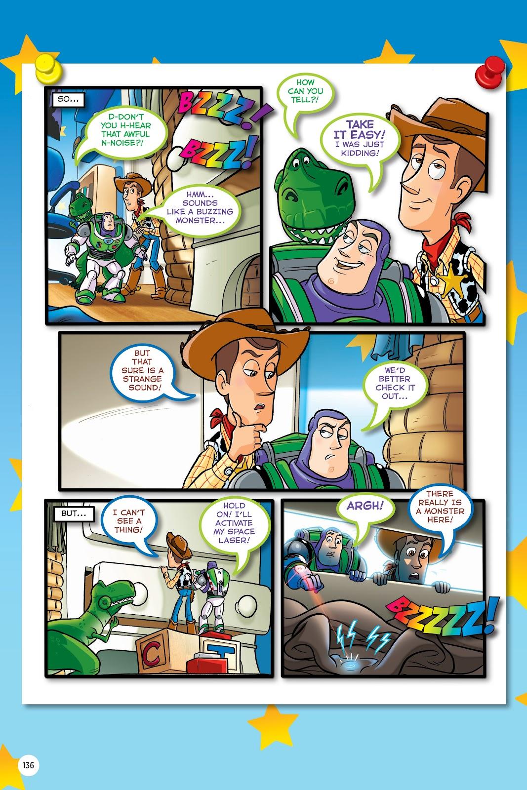 Read online DISNEY·PIXAR Toy Story Adventures comic -  Issue # TPB 1 (Part 2) - 36
